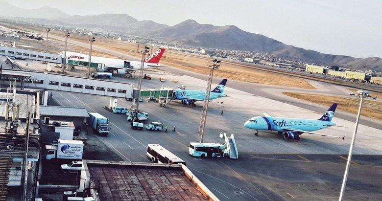 Bakan Çavuşoğlu'ndan Kabil Havalimanı açıklaması