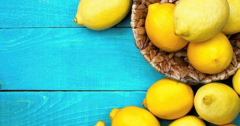 Tansiyon hastalarına limon kabuğu uyarısı!