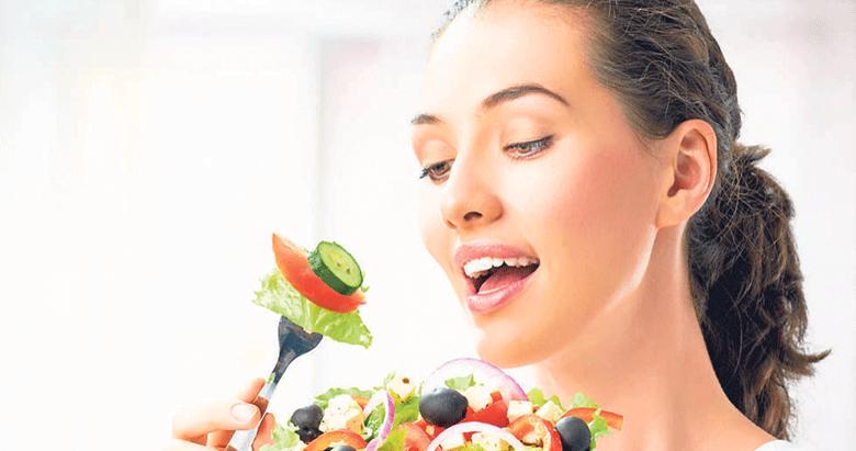 Bayram sonrası kurtarıcı salatalar