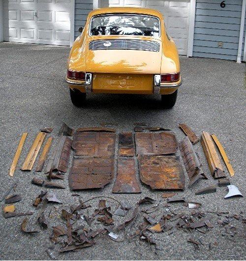 1969 model Ford Mustang'in inanılmaz değişimi! Teklif üstüne teklif yağıyor...