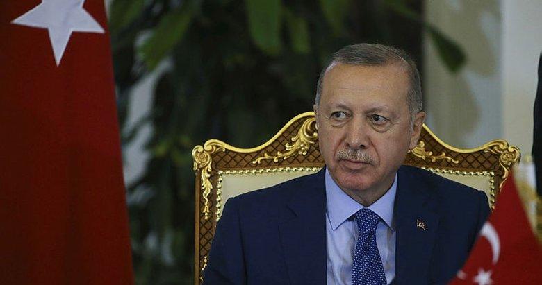 Başkan Recep Tayyip Erdoğan'dan Katar dönüşünde uçakta önemli açıklamalar