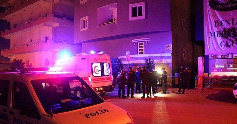 Pamukkale'de apartmanın 4'üncü katından düşen kişi öldü