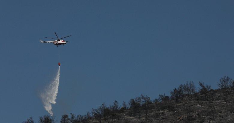 Tarım ve Orman Bakanı Bekir Pakdemirli'den İzmir yangını ile ilgili açıklama!