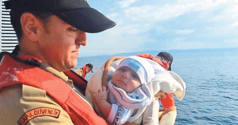 29 kaçak göçmen ölüm seferinden döndürüldü