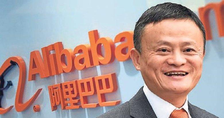 Çinli Alibaba'ya tekellesme cezası