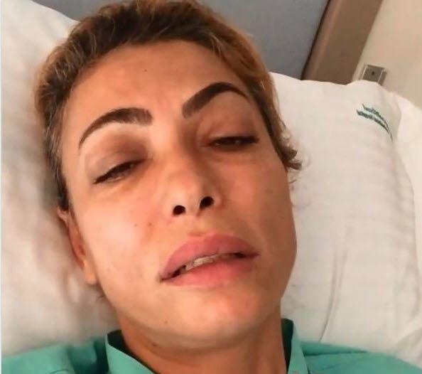 Leyla Bilginel, yaşam savaşı veriyor!