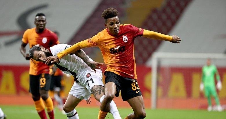 Galatasaray gülmeyi unuttu