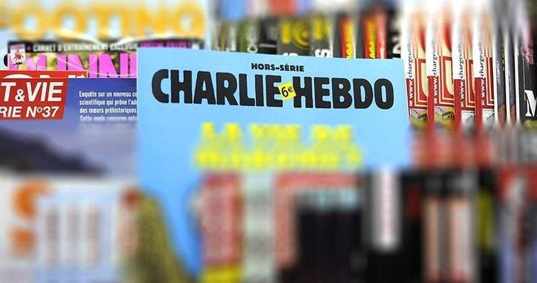 Charlie Hebdo dergisi hakkında Başkan Erdoğan'a hakaretten soruşturma başlatıldı