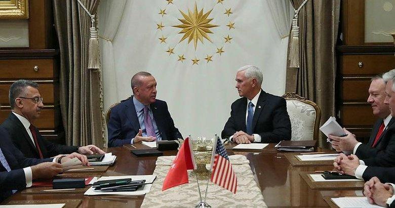 Dünya basını, ABD ile yapılan anlaşmayı Erdoğan'ın Trump'a karşı zaferi olarak gördü