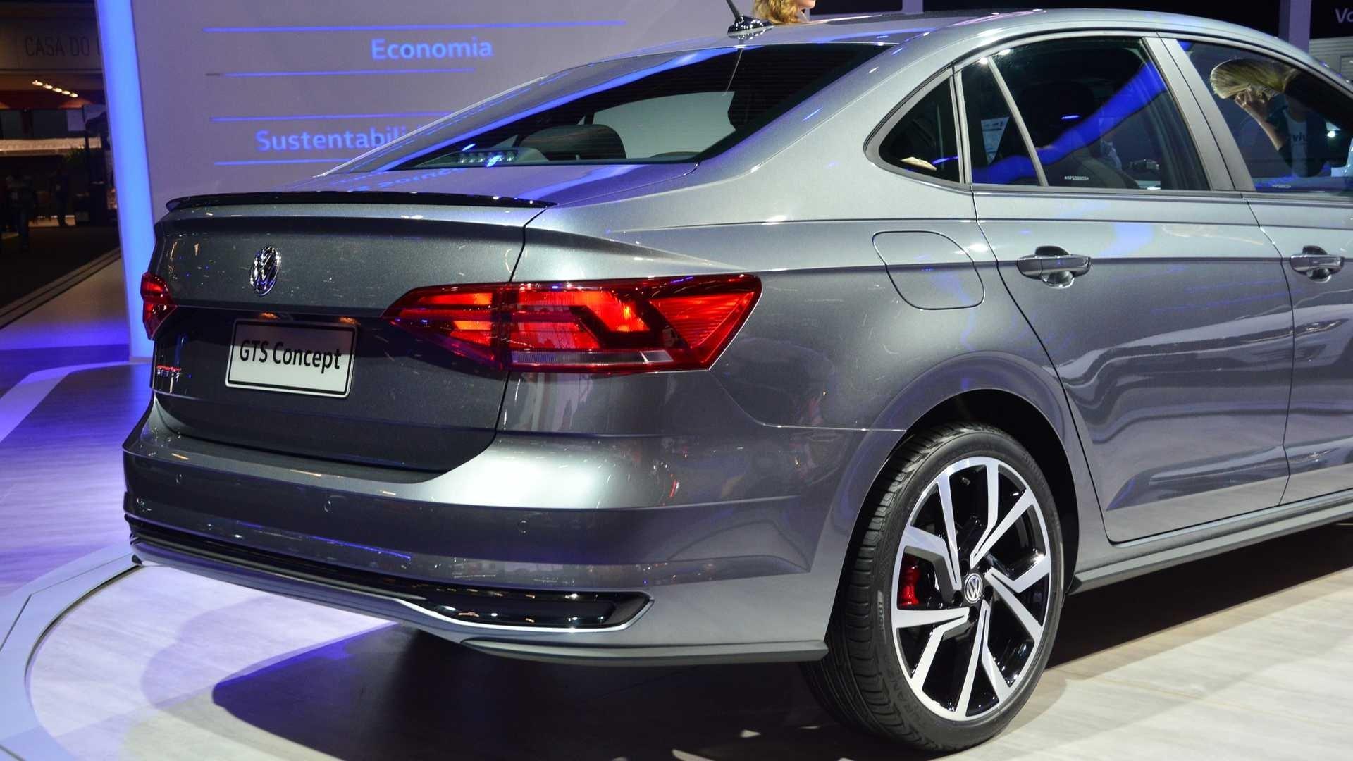 Vokswagen yeni Polo GTI'ın sedan versiyonu tanıtıldı