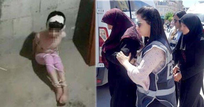 Küçük Yemene bunu yapanlar yakalandı