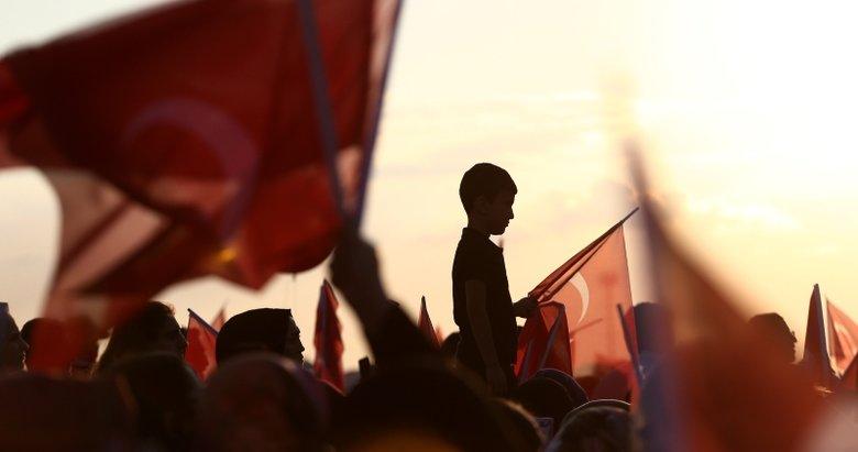 15 Temmuz'un 3. yılında Türkiye tek yürek