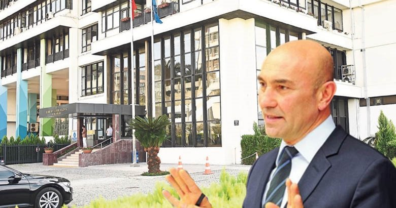 Halktan kaçan 'halkçı' başkan Tunç Soyer!