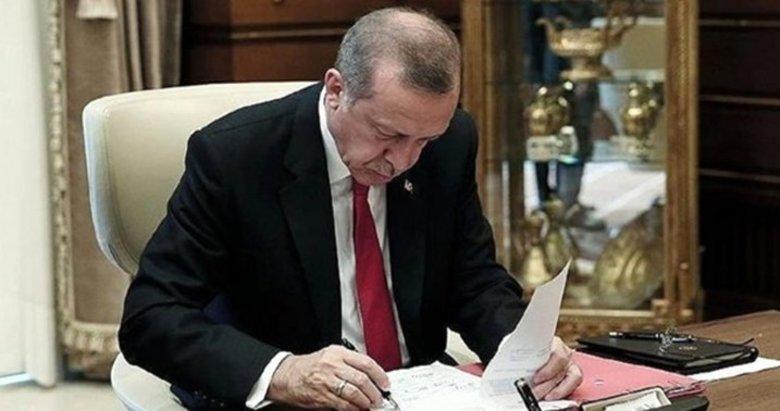 Başkan Erdoğan'dan kritik atamalar! İşte görevden alınanlar ve göreve gelenler