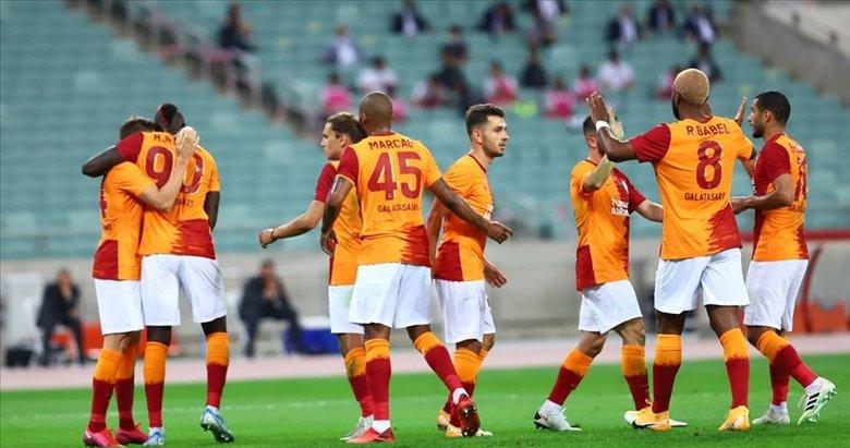 Galatasaray'ın Avrupa karnesi