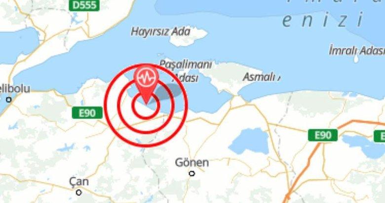 Prof. Dr. Naci Görür'den Çanakkale depremi sonrası flaş açıklama: Gerilim artıyor