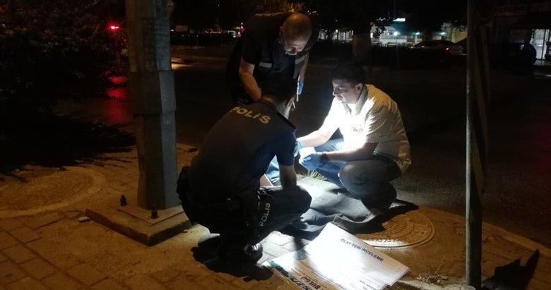 İzmir'de yayaya çarpıp ölümüne neden olan sürücü yakalandı