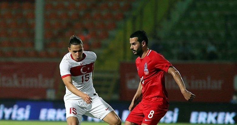 Türkiye 2 - Azerbaycan 1 I MAÇ SONUCU