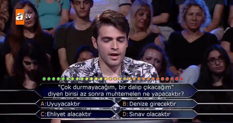 Kim Milyoner Olmak İster? 761. Bölüm tüm soru ve cevapları!