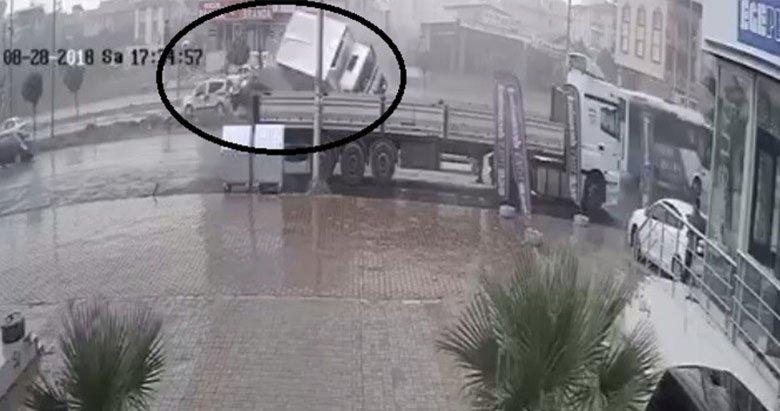 İzmirde akıl almaz olay!