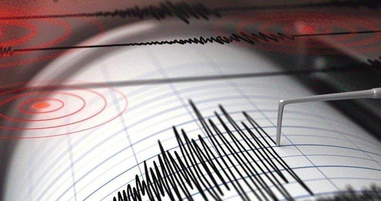 Manisa Soma'da 3.7 büyüklüğünde deprem