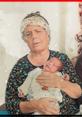 55 yaşındaki çiftin ikiz bebek sevinci