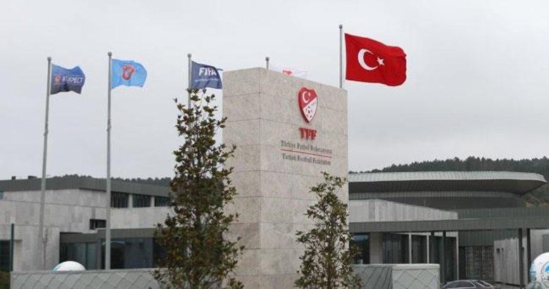 TFF, yeniden düzenlenen stadyumlara giriş şartlarını açıkladı