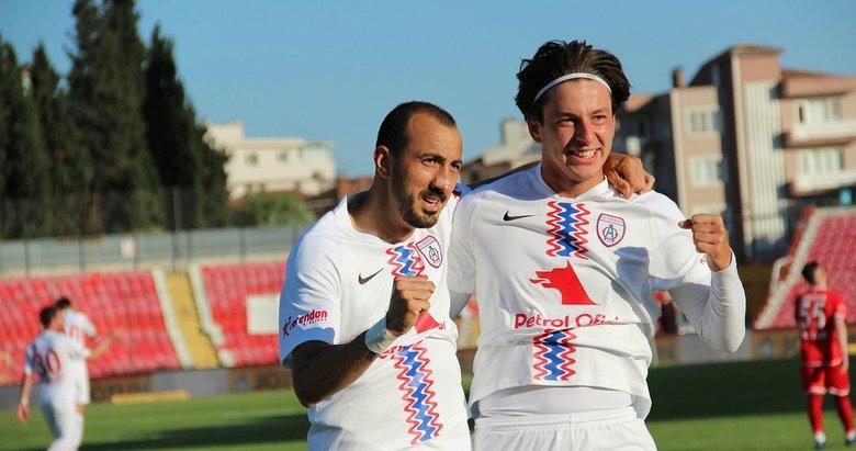 TFF 1. Lig'de Altay ve Altınordu play-off oynama hakkı kazandı