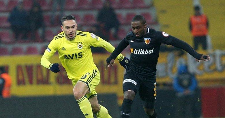 Fenerbahçe-Kayserispor   CANLI