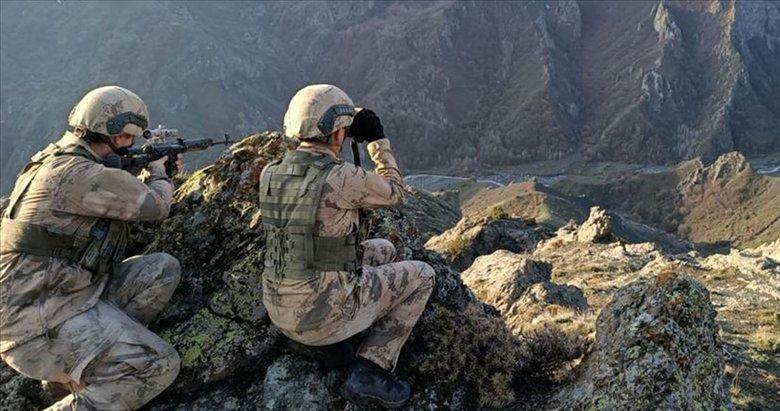 İçişleri Bakanlığınca Eren-15 Ağrı Dağı-Çemçe Madur Operasyonu başlatıldı