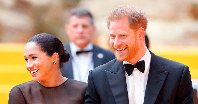 Meghan Markle ve Prens Harry'nin para kazanma yöntemi! Konuşana 1 milyon!