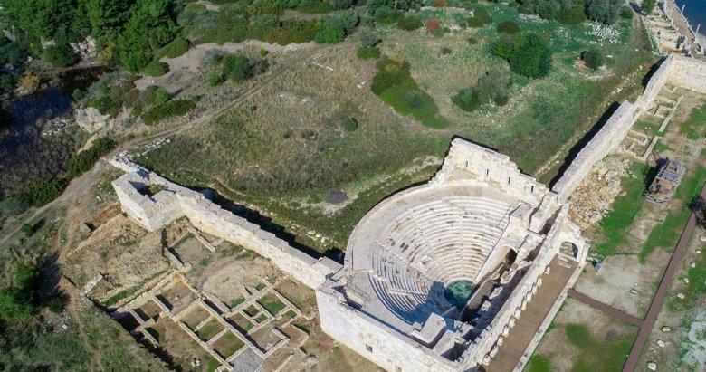 6 bin yıllık miras Patara, 2020 yılının gözdesi olacak