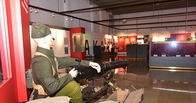 MSB'ye bağlı müzeler 23 Ağustos-13 Eylül arasında ücretsiz