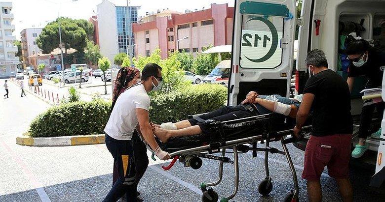 İzmir, Denizli, Uşak ve Aydın'da acemi kasaplar hastanelik oldu