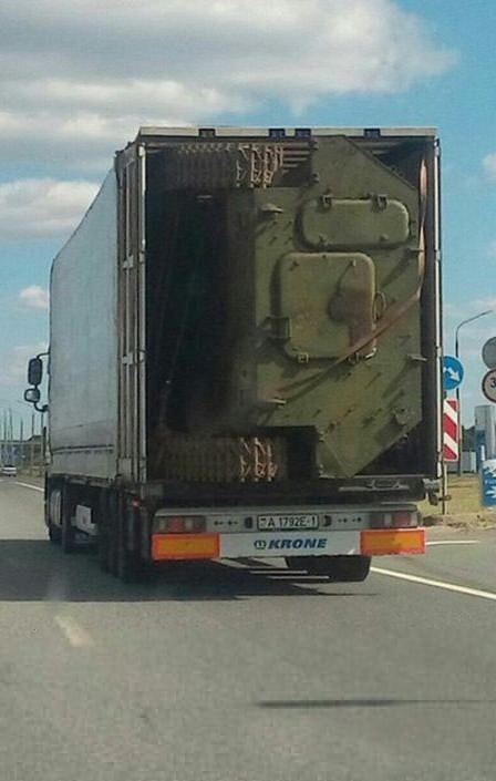 Trafikte kasasında taşıdığı şeyi görenler şaştı kaldı...