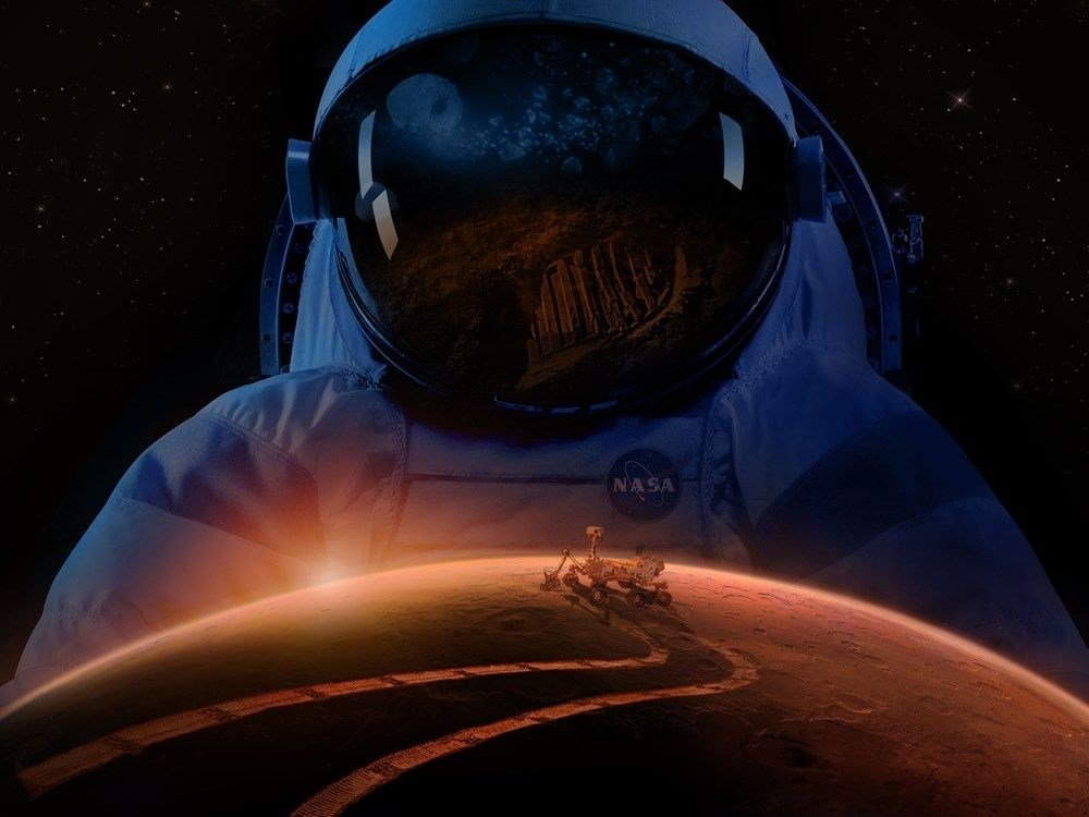 Bilim insanları açıkladı! Mars'ta koloni kurmak mümkün mü? Mars'ta koloni kurabilmek için en az kaç insana ihtiyaç var?