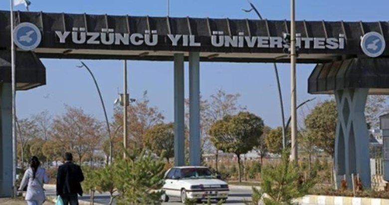Van Yüzüncü Yıl Üniversitesi en az lise mezunu sürekli işçi alacak!