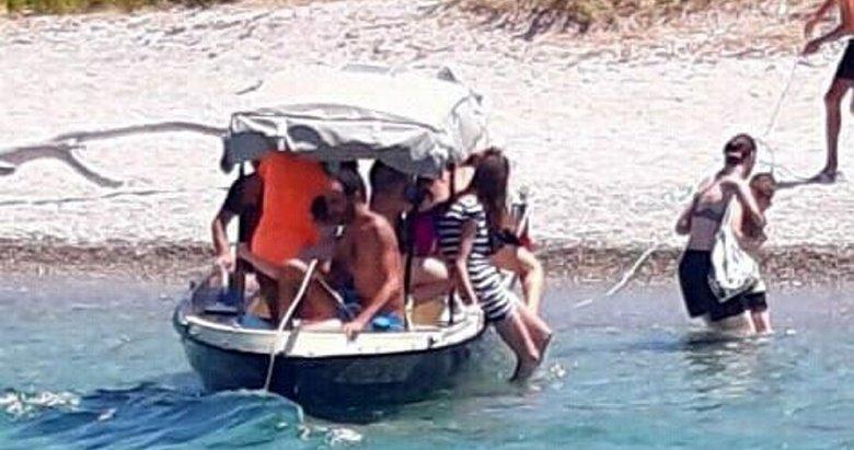 9 yaşındaki çocuk Foça'daki tekne faciasında kaybolmuştu! Arama çalışmalarında son durum ne?