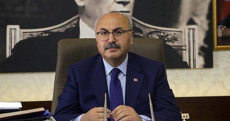 İzmir Valisi Köşger'den Menemen Belediye Başkan Vekilliği seçimi açıklaması