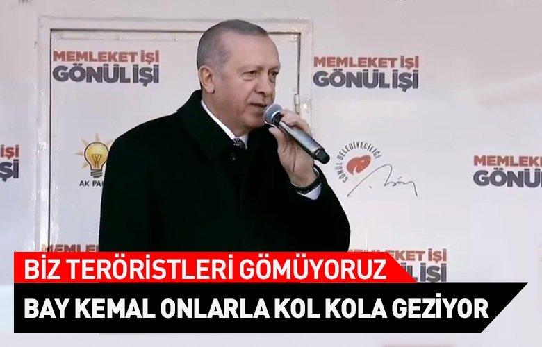 Başkan Erdoğan'dan Balıkesir'de önemli açıklamalar