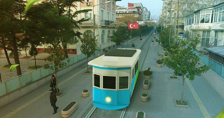 """""""Tramvay istiyor musunuz?"""""""
