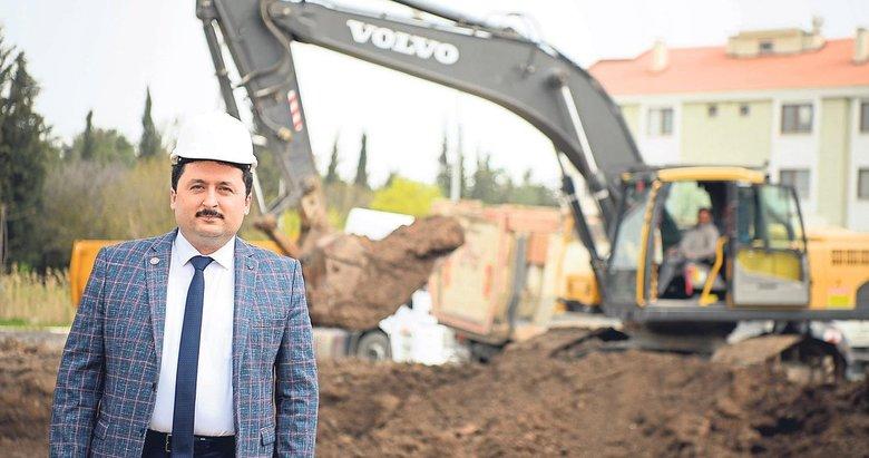 """Altıeylül Belediye Başkanı Hasan Avcı:""""Rantsal değil kentsel dönüşüm yapacağız"""""""