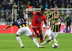 Göztepenin Fenerbahçeye gücü yetmedi