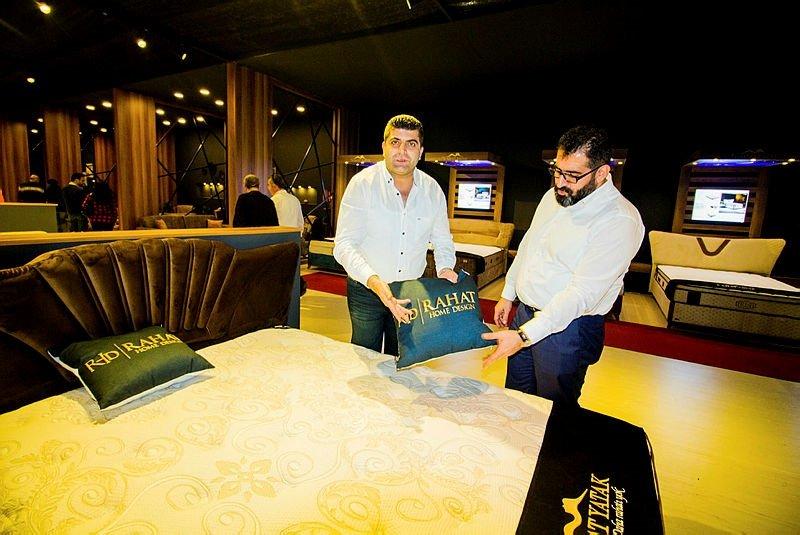 Mobilya sektörünün nabzı İzmir'de attı