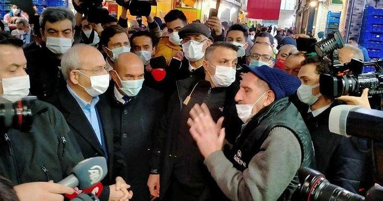 Kılıçdaroğlu'nun o görüntüsünü paylaştı ve ekledi: Böyle giderse İzmir'de ya sokağa çıkamayacak duruma gelecek ya da...