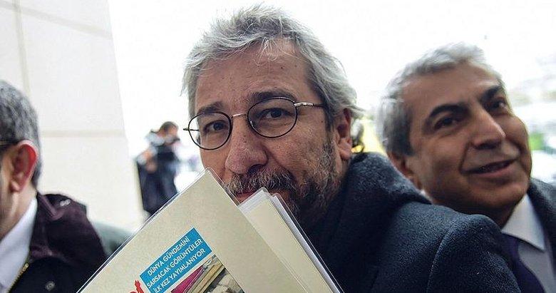 Firari Can Dündar'a 35 yıla kadar hapis istemi