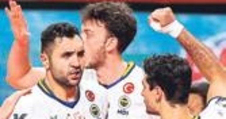 Fenerbahçe çok rahat: 3-0