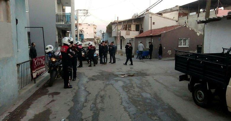 İzmirde silahlı kavga: 6 yaralı