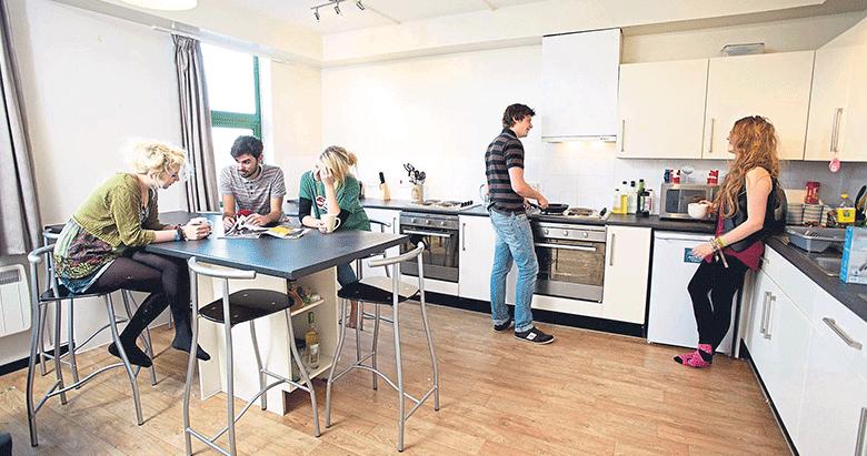 Öğrenci evini kiralayan değil alan kazanıyor