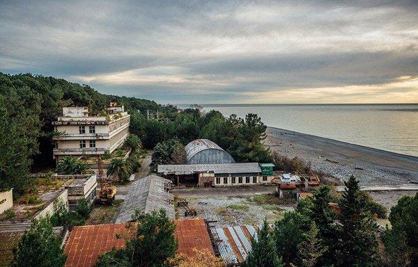 Karadeniz'de gizli üs!